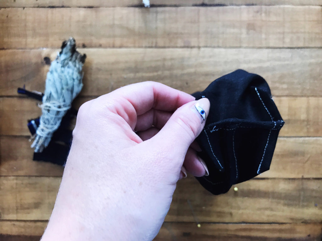 tarot pouch